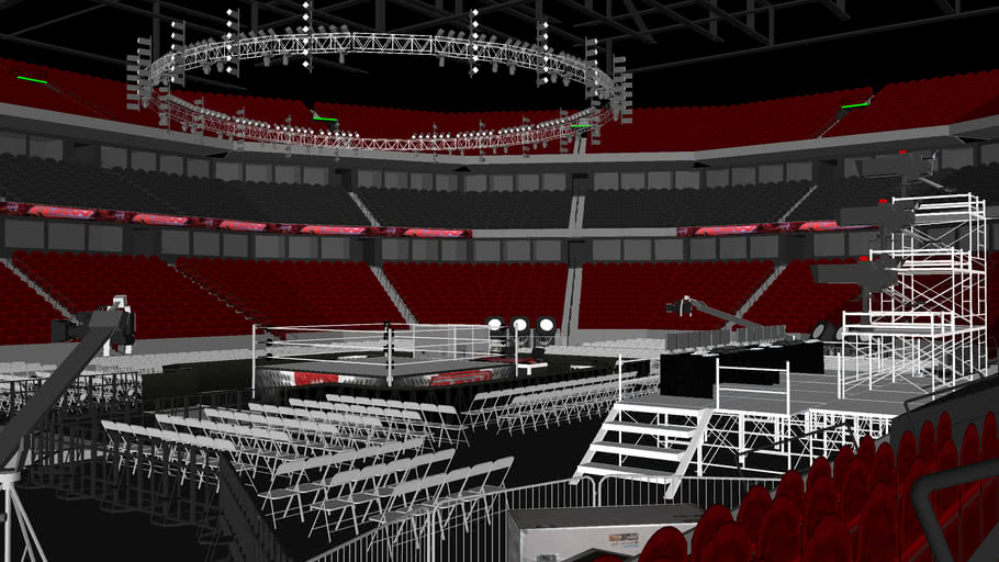 The NEW and IMPROVED Best arena ever.