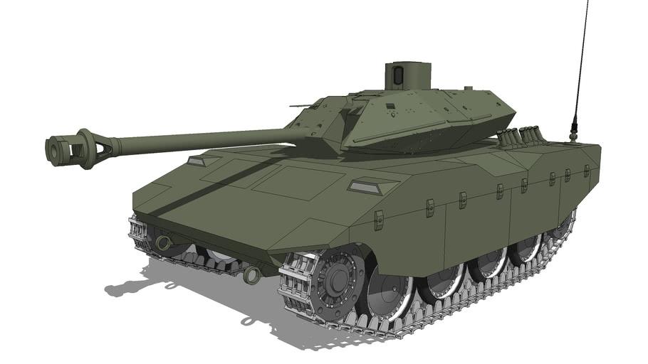Light Tank MARESAL Reborn