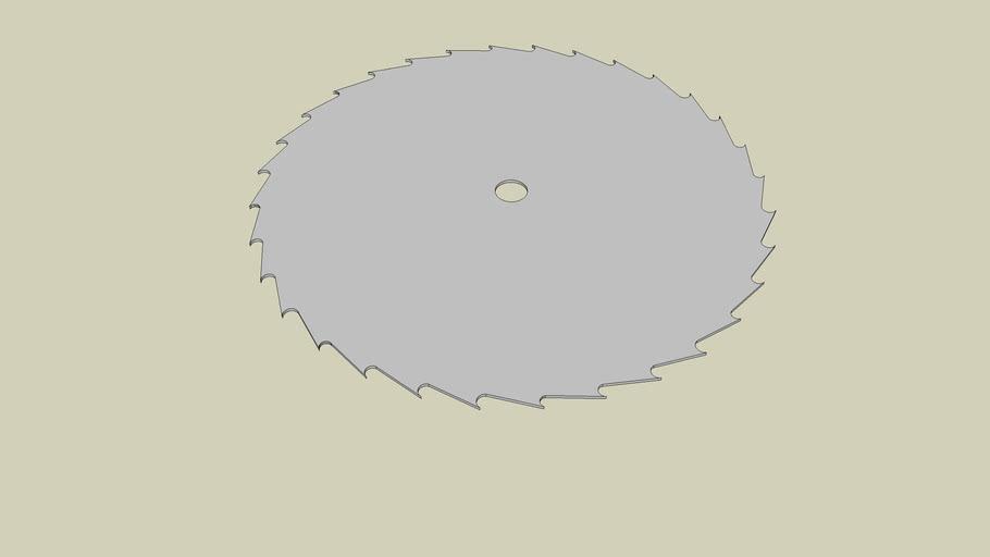 "10"" Circular Saw Blade"