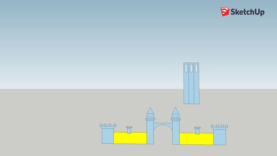 disney castle khayala
