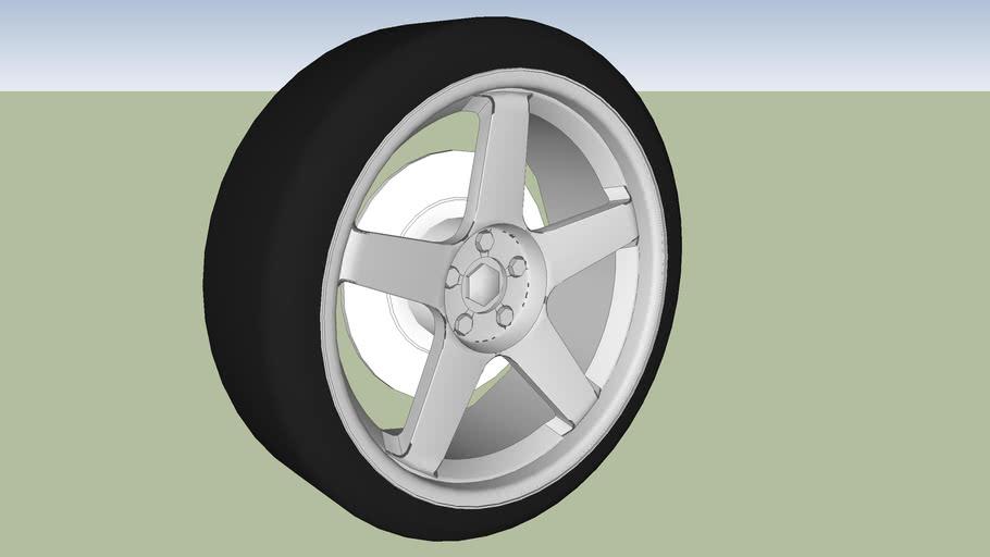 Tuning Wheel 03
