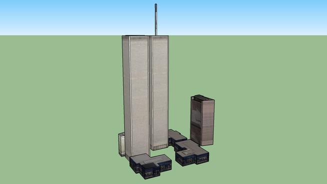 WTC in fog