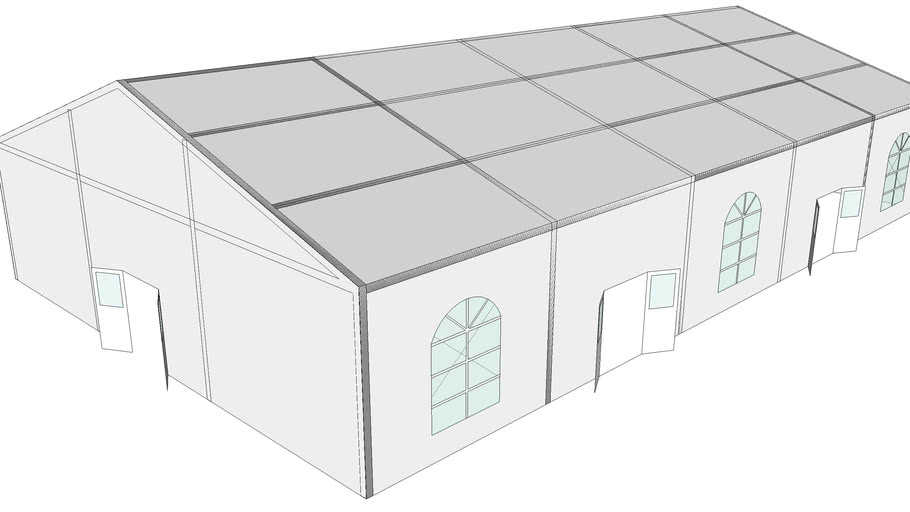 Tent Clear Span