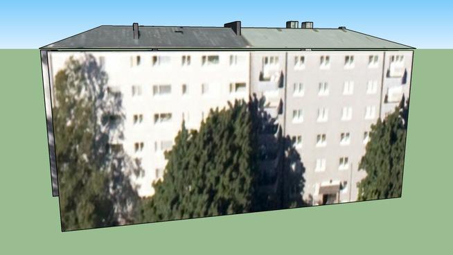 Строение по адресу Хельсинки, Финляндия