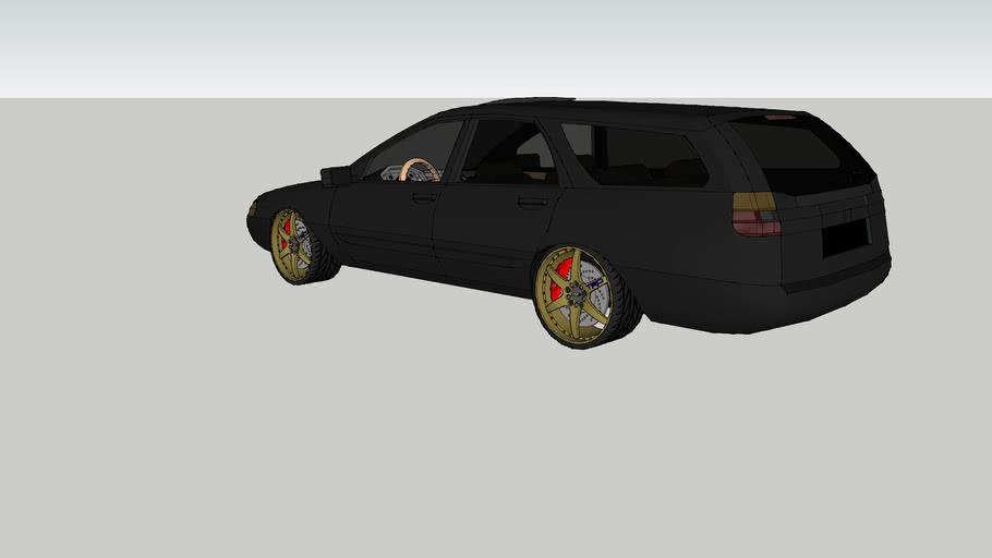Customized Seneca 2.8i AWD
