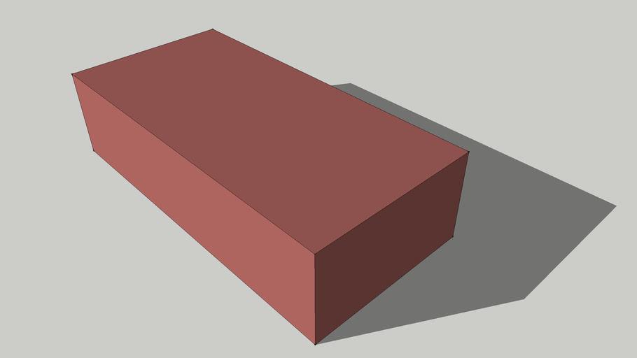 Brick 25x12x6.5