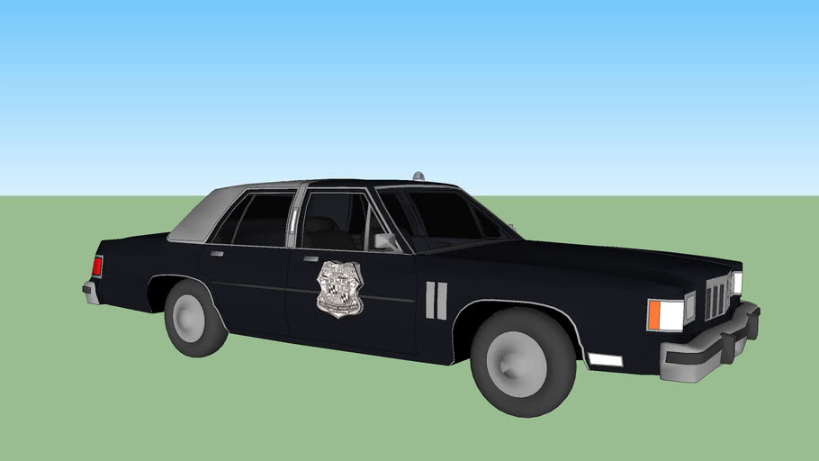 Baltimore City Police Homicide Division Car #4
