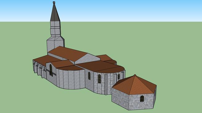 Eglis Saint martin de léognan