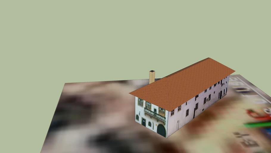 Casa lui Johannes Lapicida din Bistrița (Casa lui Ioan Pietrarul)