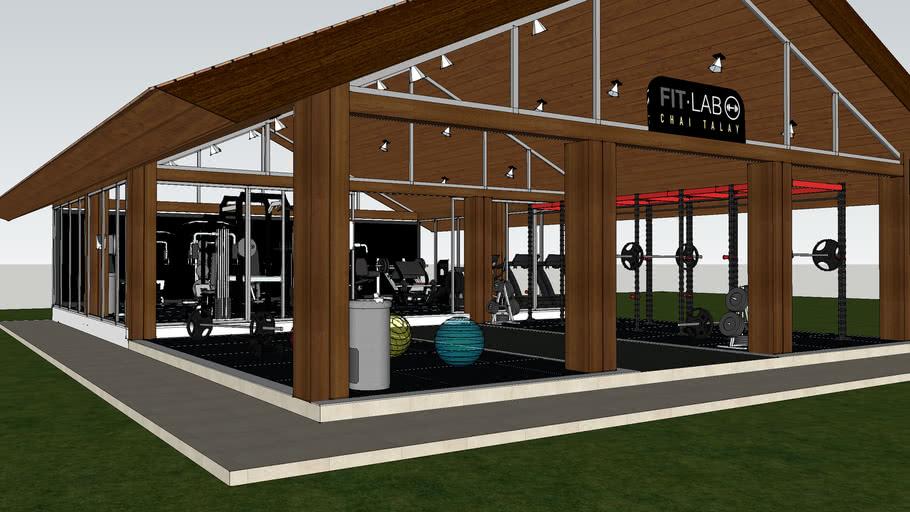 Fit Lab Gym design