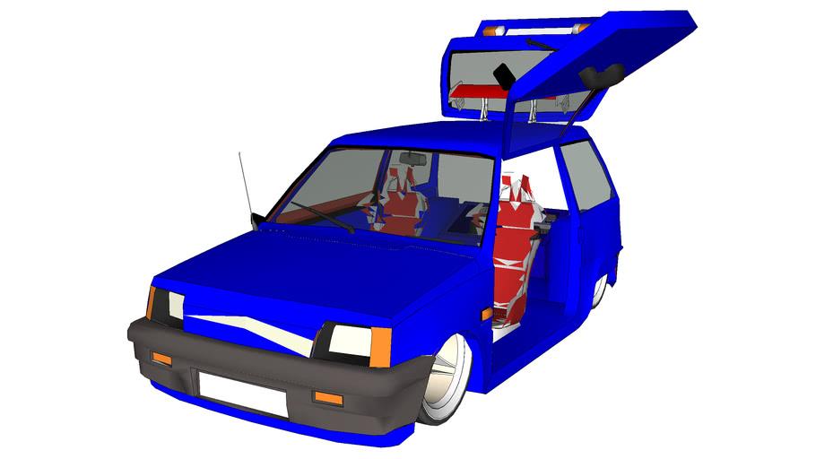 Dacia Lastun Tuning