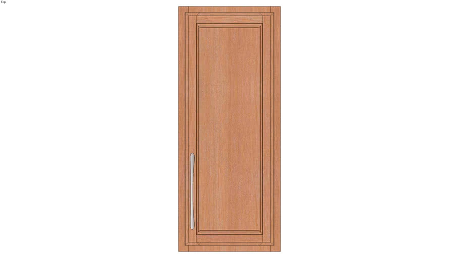 Wall Single Door 36Hx15D