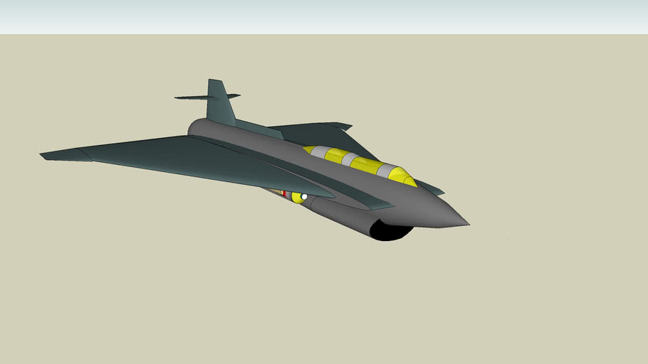 Seven Man Bomber (Space)