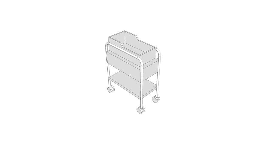 M3005 - Bassinet, w-Cart