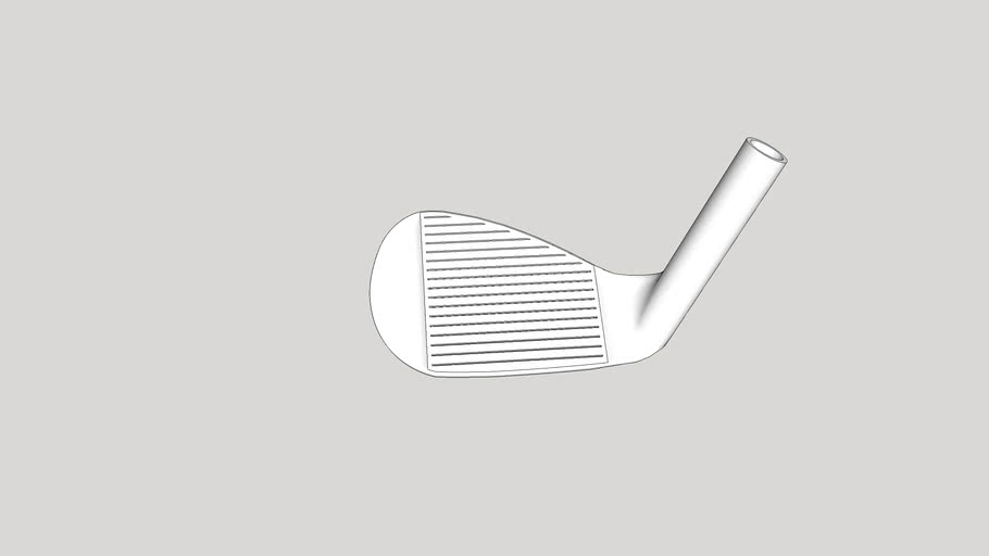 60° Wedge (Head Only)