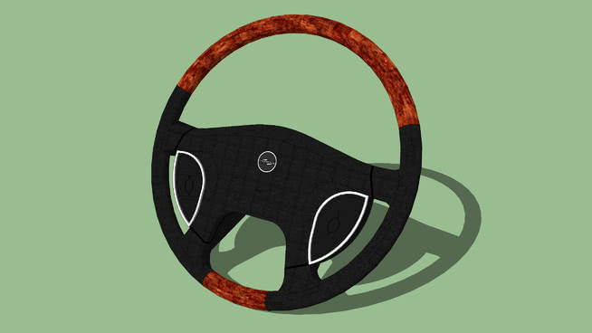 Steering Wheel for Bus or Motorhome (Kenworth Smart Wheel)