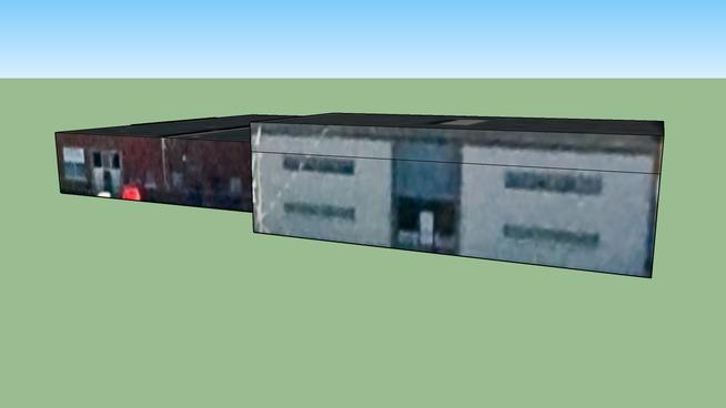 Building in 美國俄亥俄州哥倫布