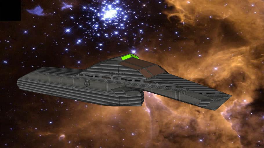 Jaguar Class freighter