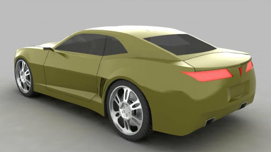 2010 Pontiac Firebird
