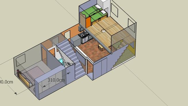 appartamento  nel vecchio
