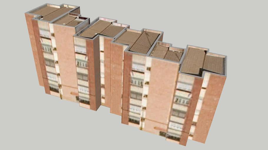 edificio 5 madrid