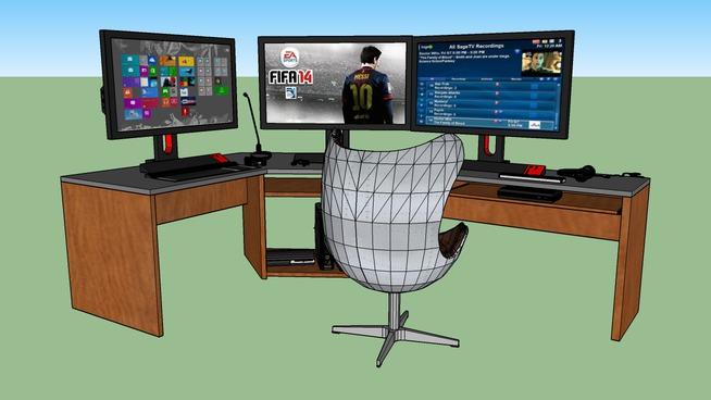 Ultimate Gaming Setup