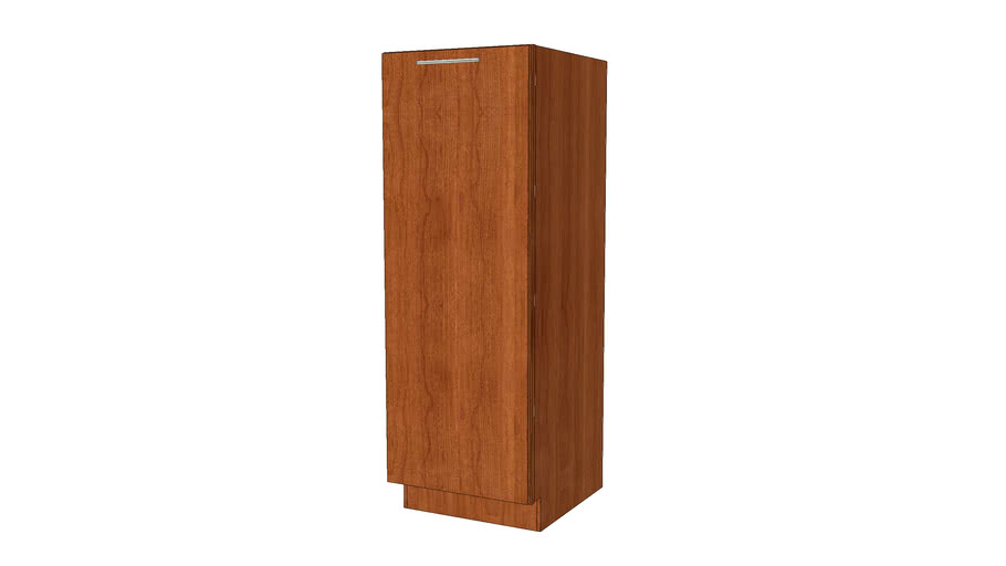 Tall Cabinets - Malibu Cherry Cinnamon by KraftMaid® Cabinetry at Lowe's®