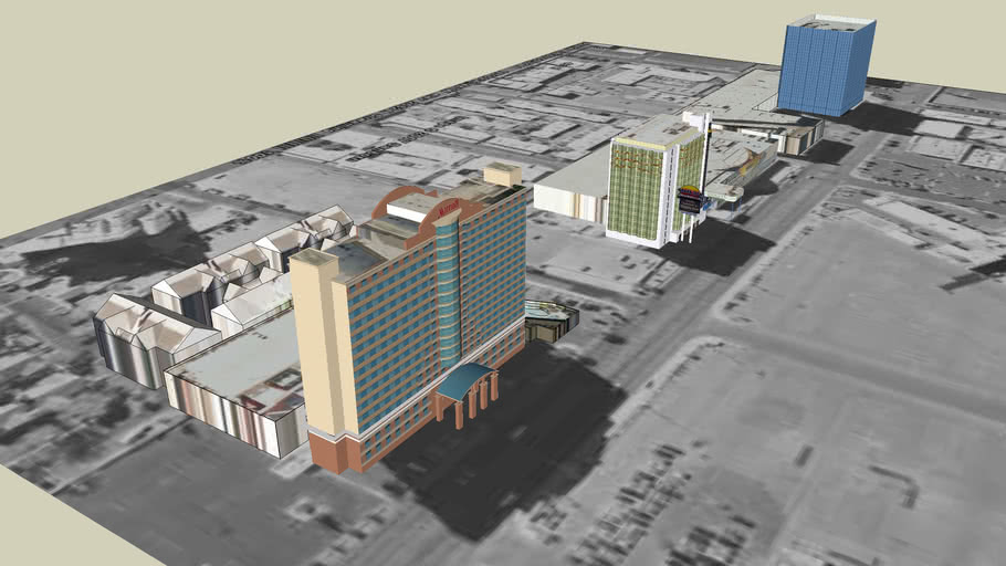 Marriot Suites, Greek Isles & The 101 Convention Center