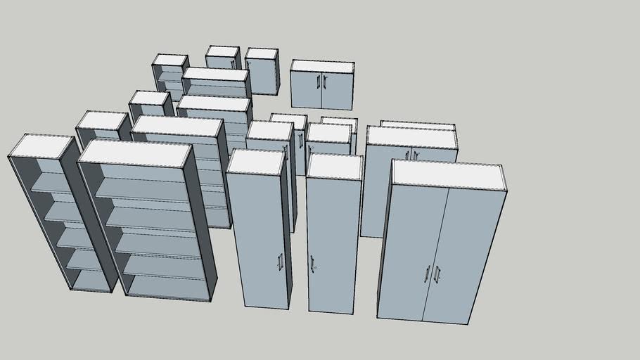 MECO - Cabinets B