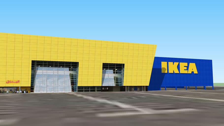 IKEA in jeddah, saudi arabia