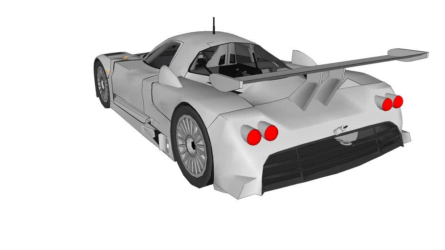 1997 Nissan R390 GTI