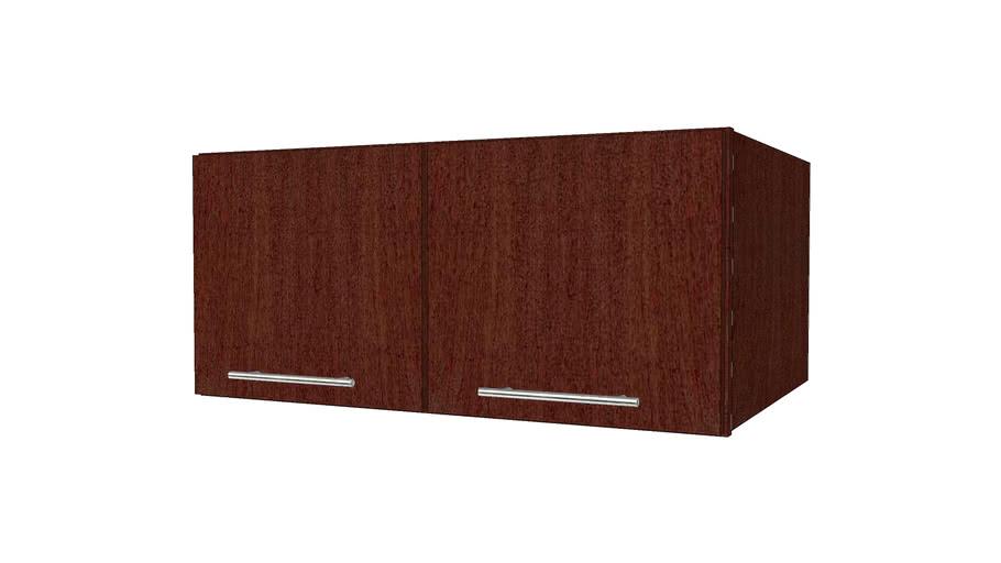 Wall Cabinets - Saratoga Cherry Kaffe by KraftMaid® Cabinetry
