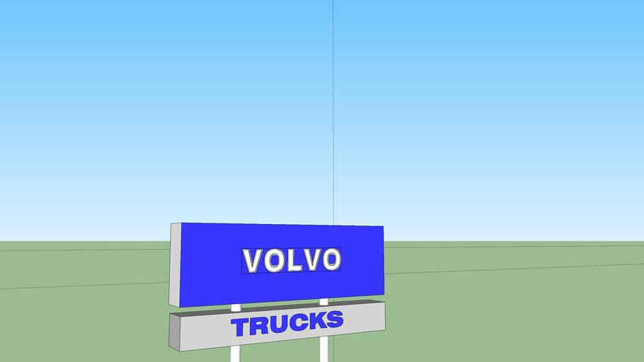 Volvo Sign
