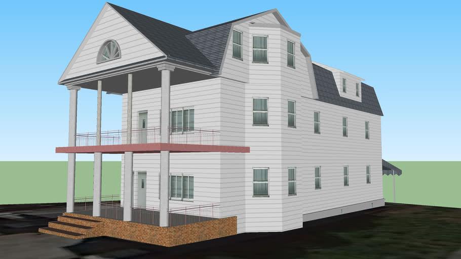 The Khedaroo House