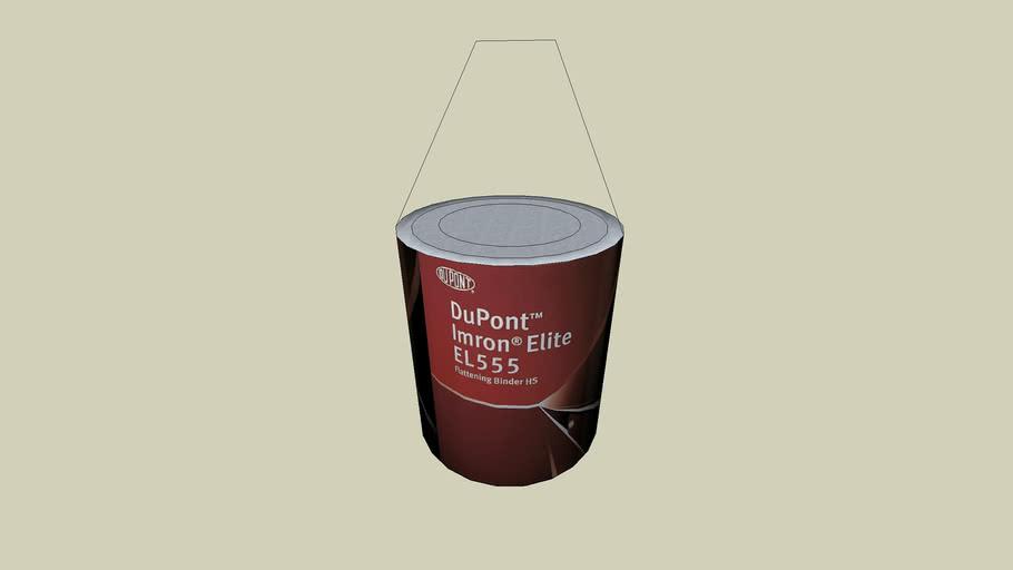dupont paint bucket