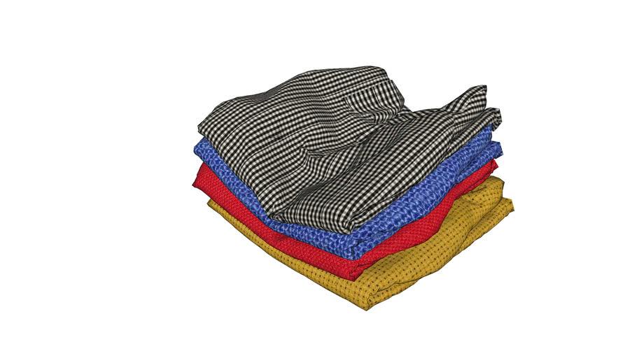 Ręczniki - kolorowe