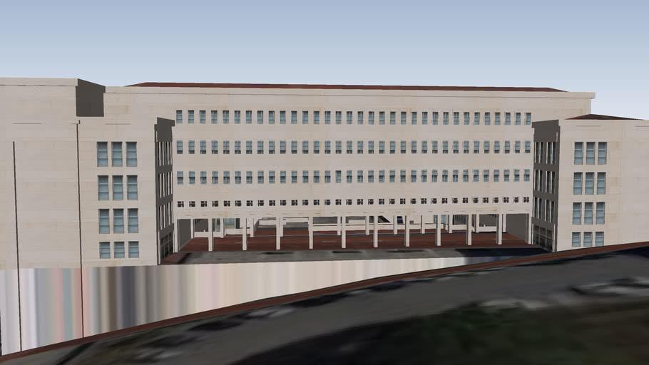 Departamento de Física e Quimica da Universidade de Coimbra