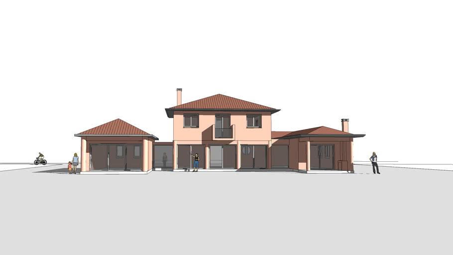 extension maison individuelle dans le 31