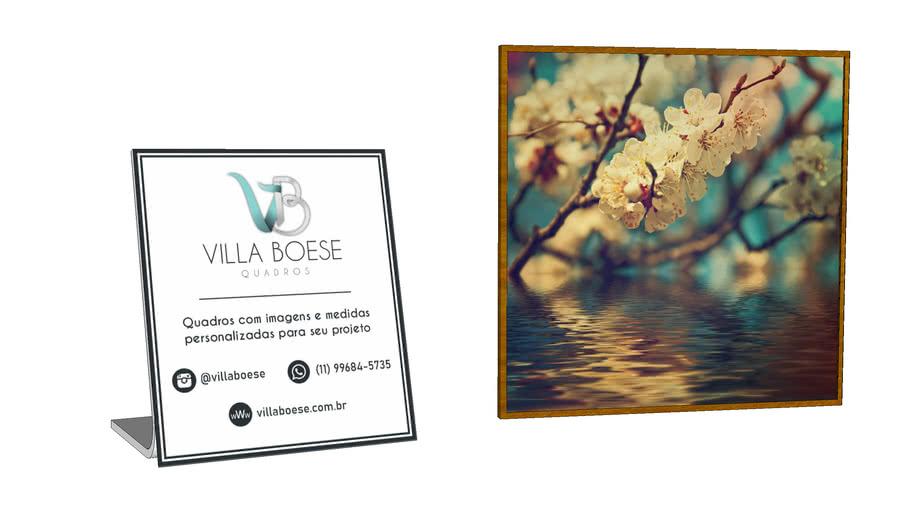 Quadro - Bloco dinâmico - Villa Boese Quadros #65