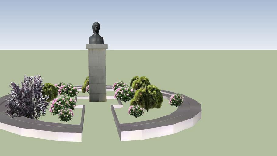 Statuie Mihai Eminescu