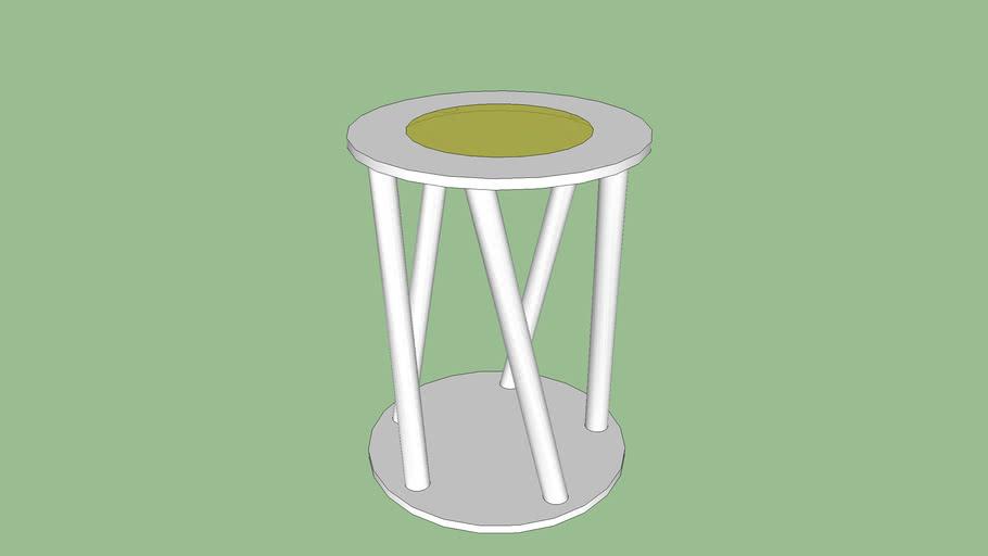 Stylish Modern Side Table