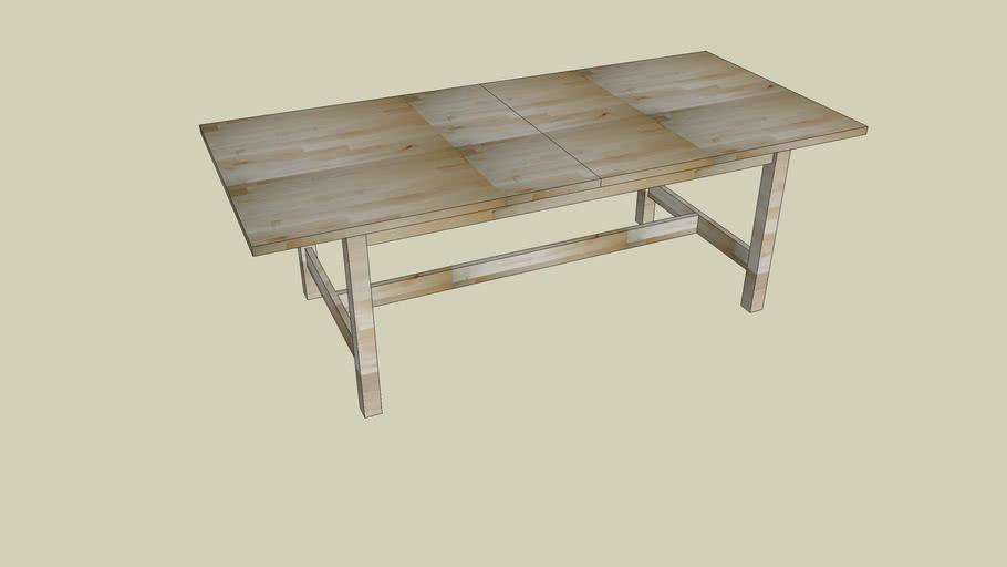 Table Norden Ikea 3d Warehouse