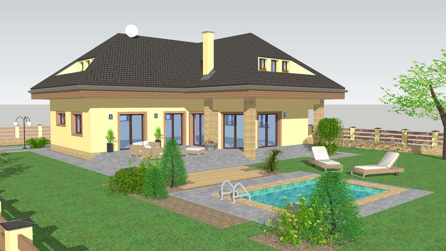 Rodinný dům MTprojekt - Dolní Ředice / Family House