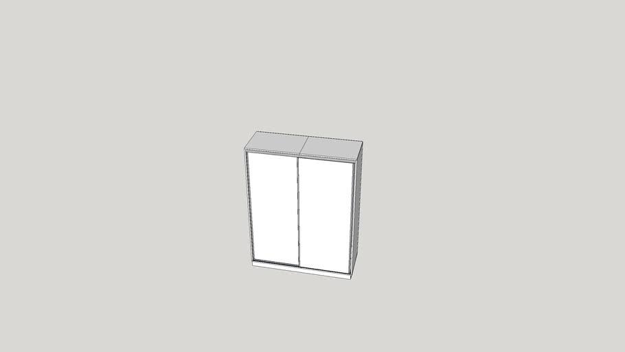 Wardrobe with sliding doors / Гардероб с плъзгащи врати