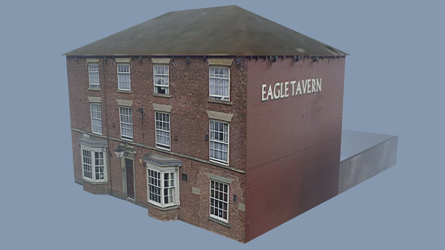 Eagle Tavern, Leeds, UK