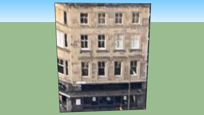 Building in Edinburgh EH12 5AH, UK