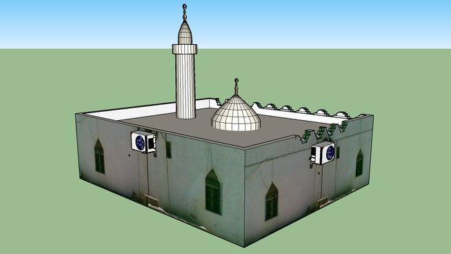 مسجد الدافنية تأسس سنة 1951