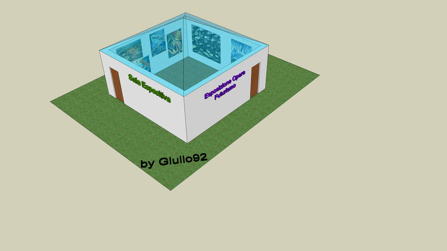 Sala Espositiva (Opere Futurismo)