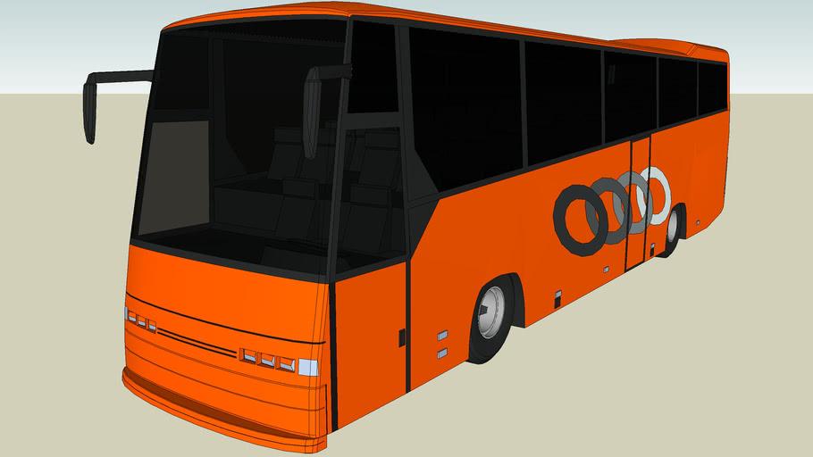 Tuned Volvo Bus