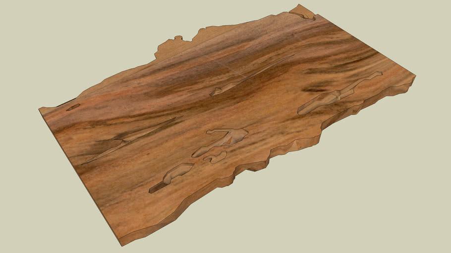 Wood;Board;Log